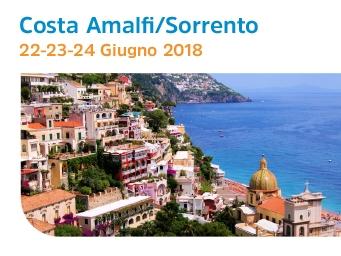 12° Costa Amalfi/Sorrento (i due  Golfi) 2018