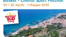 3° Basket  Benvenuti al Sud Cilento Sport Festival CASTELLABATE