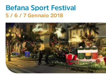 """2°Befana in Costa di Sorrento"".. Volley Sport Festival"