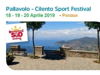 """4°  Volley """"Benvenuti al Sud"""" Pasqua 2019    Cilento Sport Festival"""