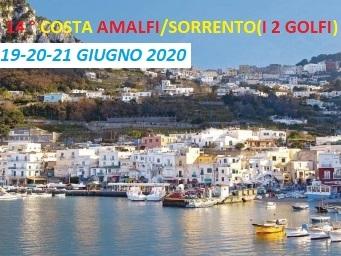 14 ° COSTA AMALFI/SORRENTO(I 2 GOLFI)